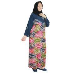 Review Pada Longdres Lengan Panjang Batik Cap Halus Pekalongan Baju Tidur Piyama Leher O Rld001 07