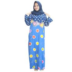 Review Longdres Lengan Panjang Batik Cap Halus Pekalongan Baju Tidur Piyama Leher O Rld001 11