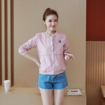 Shock Price Pakaian Bisbol Wanita Trendi (Kacang Hijau) (Kacang Hijau) best  price - Hanya Rp360.003 049747e4b3