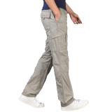 Beli Longgar Lurus Ukuran Plus Kode Bernapas Celana Gembor Musim Gugur Kasual Celana Abu Abu Terang Celana Pria Celana Panjang Pria Celana Chino Celana Cargo Lengkap