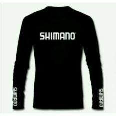Longsleeve Tshirt Kaos Pria Kaos Mancing SHIMANO