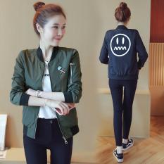 Spesifikasi Pakaian Bisbol Wanita Model Pendek Santai Versi Korea 8835 Hijau Bisa Memakai Dua Sisi 8835 Hijau Bisa Memakai Dua Sisi Paling Bagus
