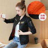 Beli Pakaian Bisbol Wanita Model Pendek Santai Versi Korea C178 Hitam Ditambah Kapas Versi C178 Hitam Ditambah Kapas Versi Dengan Kartu Kredit
