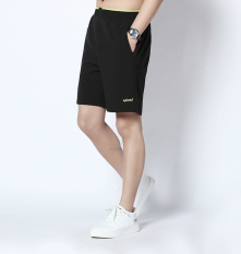 Toko Celana Pendek Kebugaran Basket Laki Laki Kasual Celana Celana Musim Panas Hitam Online