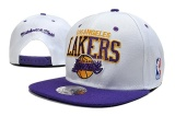 Jual Cepat Los Angeles Lakers Unisex Fashion Basketball Sports Hats Nba Casual Sun Exquisite Sports Hip Hop Fashionable White Intl
