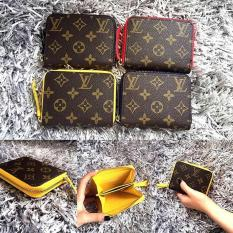 Louis Vuitton Zippy List Coin Purse
