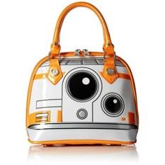 Loungefly Star Wars BB8 Dome Bag Top Handle Bag, Multi, Satu Ukuran-Intl