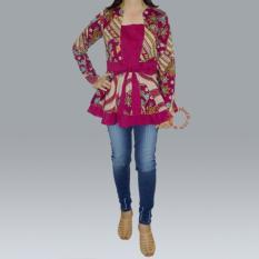 Model Lovely Ribbon Peplum Batik Wanita Baju Wanita Terbaru Abaya Blouse Kebaya Kebaya Abaya Atasan Kebaya Abaya Blouse Kebaya Baju Blouse Kebaya Kutubaru Batik Terbaru