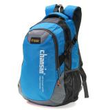 Beli Pria Wanita Tas Backpack Komputer Sky Blue Murah