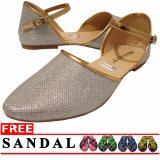 Spesifikasi Lt Flat Shoes Blink Putih Merk Lt