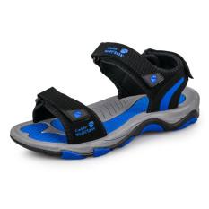 Harga Luar Ruangan Laki Laki Musim Panas Anak Besar Sandal Sandal Hitam Safir Biru Sepatu Pria Sepatu Sendal Yang Bagus