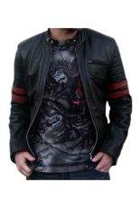 Lucky Jaket Wolverine SK X-men Logan Hitam Fashion Pria Termurah