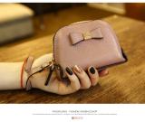 Spesifikasi Dompet Uang Receh Musim Semi Dan Musim Panas Baru Dompet Kecil Imut Perempuan Bubuk Karet Dengan Tali Pergelangan Tangan Merk Oem