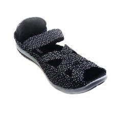 Spesifikasi Lulia Sepatu Rajut Vs28 Hitam Merk Lulia