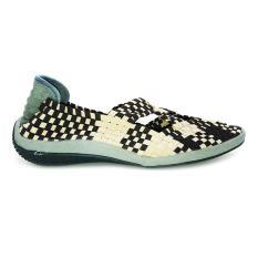 Lulia VS33 Sepatu Rajut Wanita - Coffee