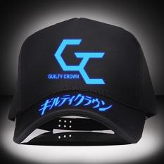 Luminous Hat Diadema Sakura Penuh Jidie Doa Komik Cos Baseball Cap dan Spring Tide Cap Mencapai Puncaknya-Intl