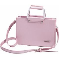 Spesifikasi Luna Bag Jims Honey Pink Metalic Dan Harga