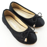Harga Lunetta Sepatu Anak Flat Shoes Shining Luxe Hitam Termahal
