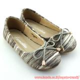 Cara Beli Lunetta Sepatu Anak Perempuan Flat Shoes Rainbow Grey