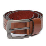 Review Luxury Leather Pin Prong Belt Casual Men S Waistband Waist Wide Strap Belts Uk Intl Unbranded Di Tiongkok