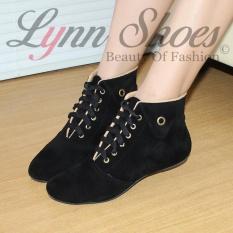 Spesifikasi Lynn Boots Wanita Bo1Cht Hitam