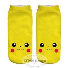 Lynn Design -Kaos Kaki Pokemon