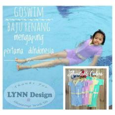 Lynn Design_ Baju renang terapung sendiri go swim