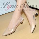 Jual Lynn Selop Phantofel Sepatu Kerja Wanita Pt1Ykcr Cream Online