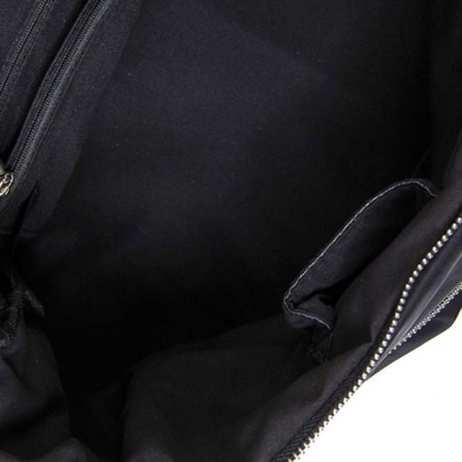 LZD Squarish Slouch Bag Black