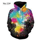 Beli M 3Xl Baru Pria Hoodies Hip Hop Lucu 3D Dicetak Hooded Pullover Sweatshirt Jumper Atasan Hoodie Intl Online Indonesia