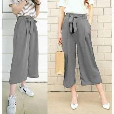 M Fashion - celana wanita kulot / celana legging / celana polos / celana panjang