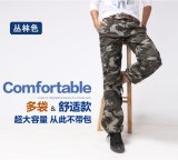 Review M2 Taktis Kamuflase Angkatan Darat Celana Pria Tahan Air Swat Combat Militer Cargo Pants Hunter Mendaki Casual Celana Jungle Kamuflase Pinggang 28 Intl Di Tiongkok