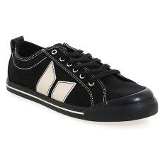 Macbeth Eliot Vegan Low Cut Sneakers Black Cement Macbeth Diskon