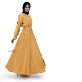 Harga Madeena Dress Clara Gold Cantik Yang Murah