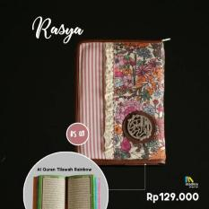Katalog Madina Alquran Rasya Rs 03 Rainbow Non Terjemahan Katun Jepang Premium Terbaru