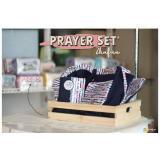 Madina Prayer Set Zhafira Psz 95Katun Jepang Premium Free Tasbih Mahar Hantaran Promo Beli 1 Gratis 1