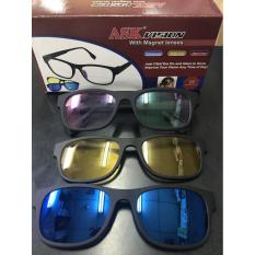 Tips Beli Magic Vision 3 In 1 Kacamata Hd Vision Magnet B6Bd5D