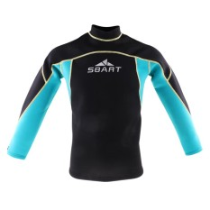 Promo Toko Magideal 2Mm Neoprene Hangat Pria Lengan Panjang Pullover Wetsuit Top Scuba Dive Surf Xl Intl