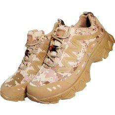 Magnum Loreng Multicam Import - Sneaker ankle boots - Army Millitary Addict - Sepatu Pria dan Wanita - Digital Coklat