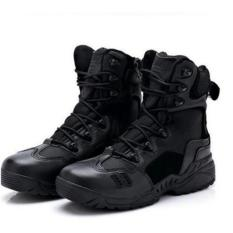 Magnum Spider Boots - Sepatu Boots Pria dan Wanita Millitary Fashion - Army Fashion - Army Gear - 8'' - (Hitam)