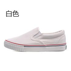 Mahasiswa Datar Sepatu Globe (H16218 Datar Putih)