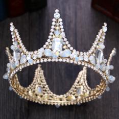 Dapatkan Segera Mahkota Mempelai Wanita Bergaya Eropa Menikah Mahkota Kepala