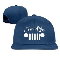 MAKO Jeep Wave Handprint Grill Wrangler Club Solid Caps/Snapback Hats/Baseball Caps/Caps/Hats For Unisex Adult - intl