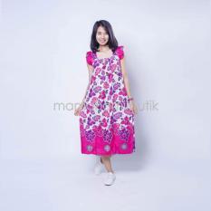 Harga Mama Hamil Baju Hamil Daster Hamil Marita Daun Blarak Pink Online Indonesia