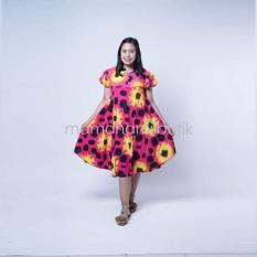 Spesifikasi Mama Hamil Baju Hamil Daster Hamil Panyung Tutul Bunga Karisa Pink Yang Bagus Dan Murah