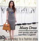 Review Toko Mamamia Collection Dress Wanita Moussy Salur Online