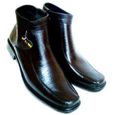 Harga Man Dien Sepatu Kulit Pdh Sj164 Ky Export Quality Hitam Dan Spesifikasinya