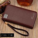 Man Long Wallet Clutch Bag Multi Function Multi Card Wallet Fashio Leisure Time High Capacity Handbag Intl Haotom Murah Di Tiongkok