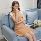 Perbandingan Harga Manis Kain Linen Siswa Bagian Panjang Gaun Rok Berbentuk Huruf A Beige Oem Di Tiongkok