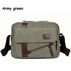 Harga Manjianghong Tas Selempang Pria Army Green Manjianghong Baru